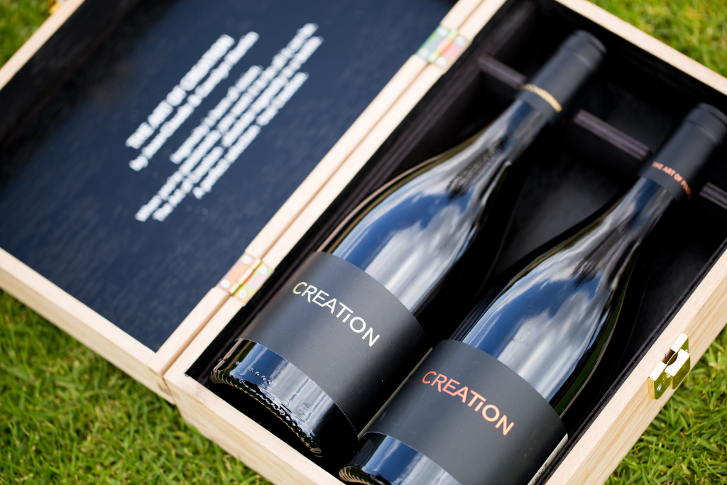 Embracing The World One Sip At A Time With Creation Wines photo