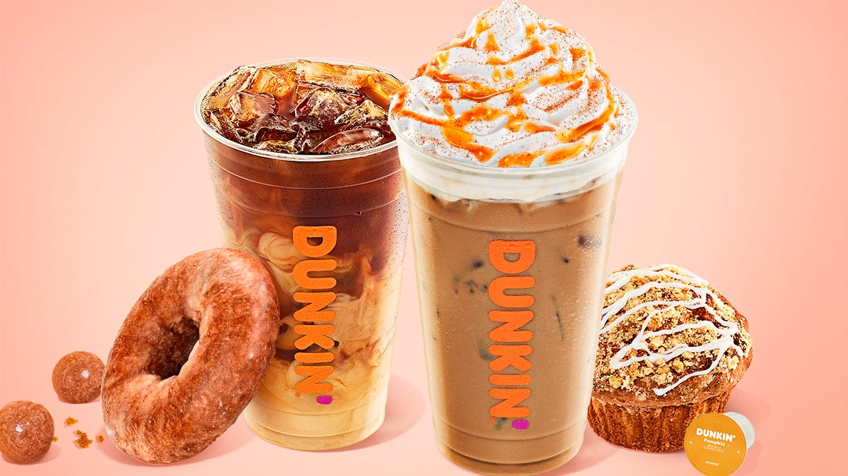 Ready For Fall? Here's When You Can Get A Pumpkin Spice Latte At Dunkin' In Arizona photo