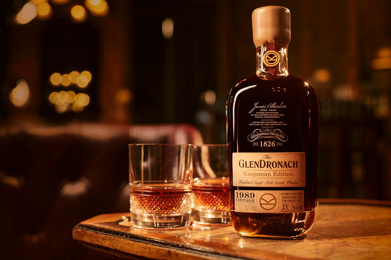 The Glendronach Set To Release Second Expression Fit For A Kingsman photo