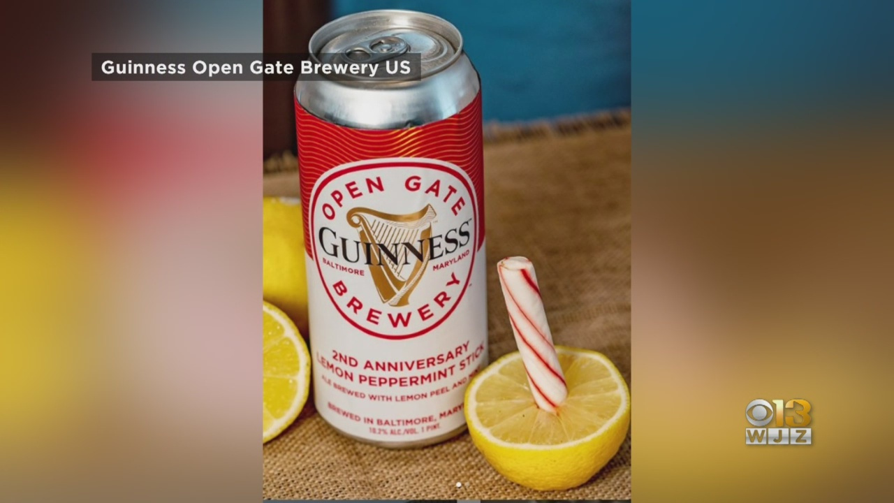 Guinness Open Gate Brewery Launches Two New Beers To Celebrate Second Anniversary photo