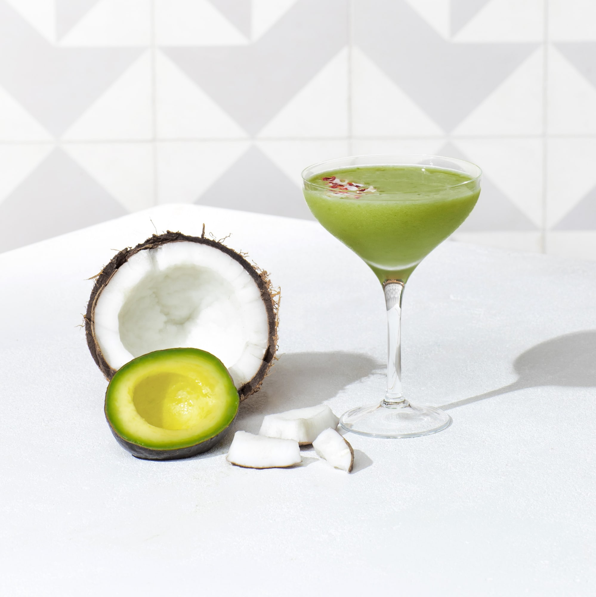 Belvedere Super Cocktail: Avocados Aren't Just For Guacamole photo