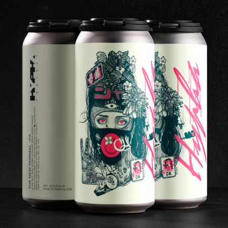 Hypha Project Releasing The New Normal Ipa photo