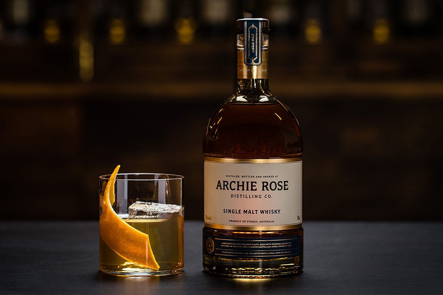 Archie Rose Distilling Co Has Released Its First-ever Aged Malt Whisky photo