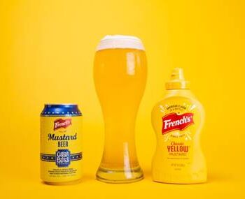 Us Brewery And French's Mustard Launch Wheat Beer photo