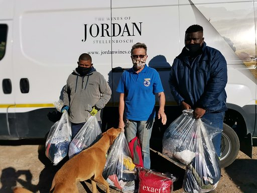 Drop Off For Charity: The Jordan Winter Clothing Drive Is Ending 31st August photo