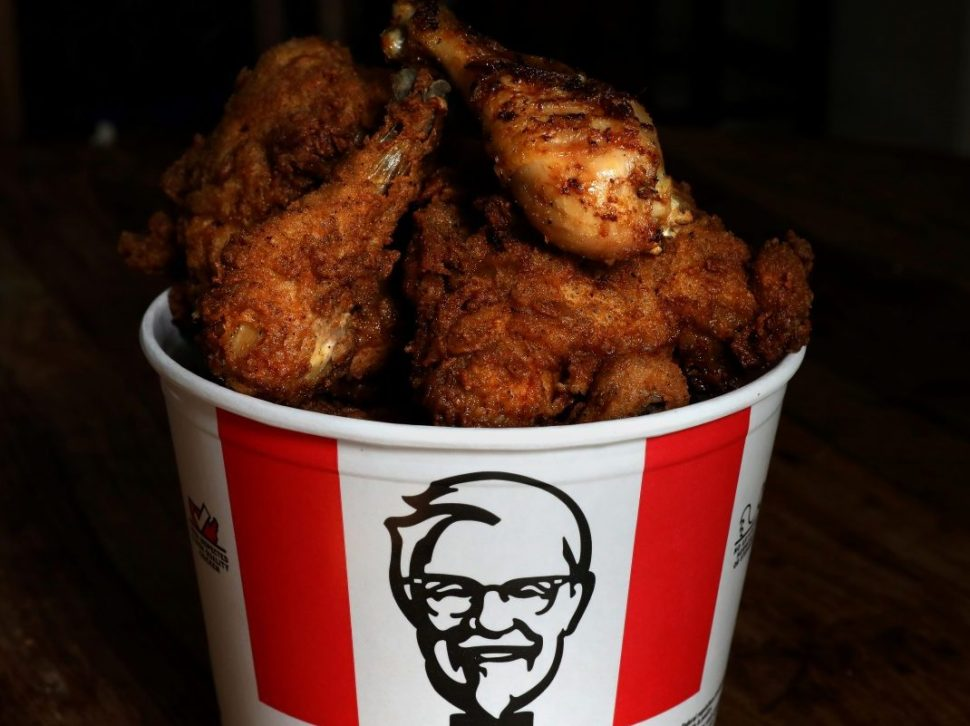 Kfc Tells Customers To Hold Off On The 'finger Lickin' For Now photo