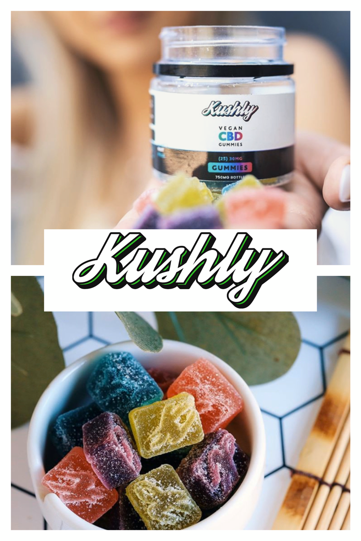 kushly Best CBD Gummies of 2020 and How to Choose One