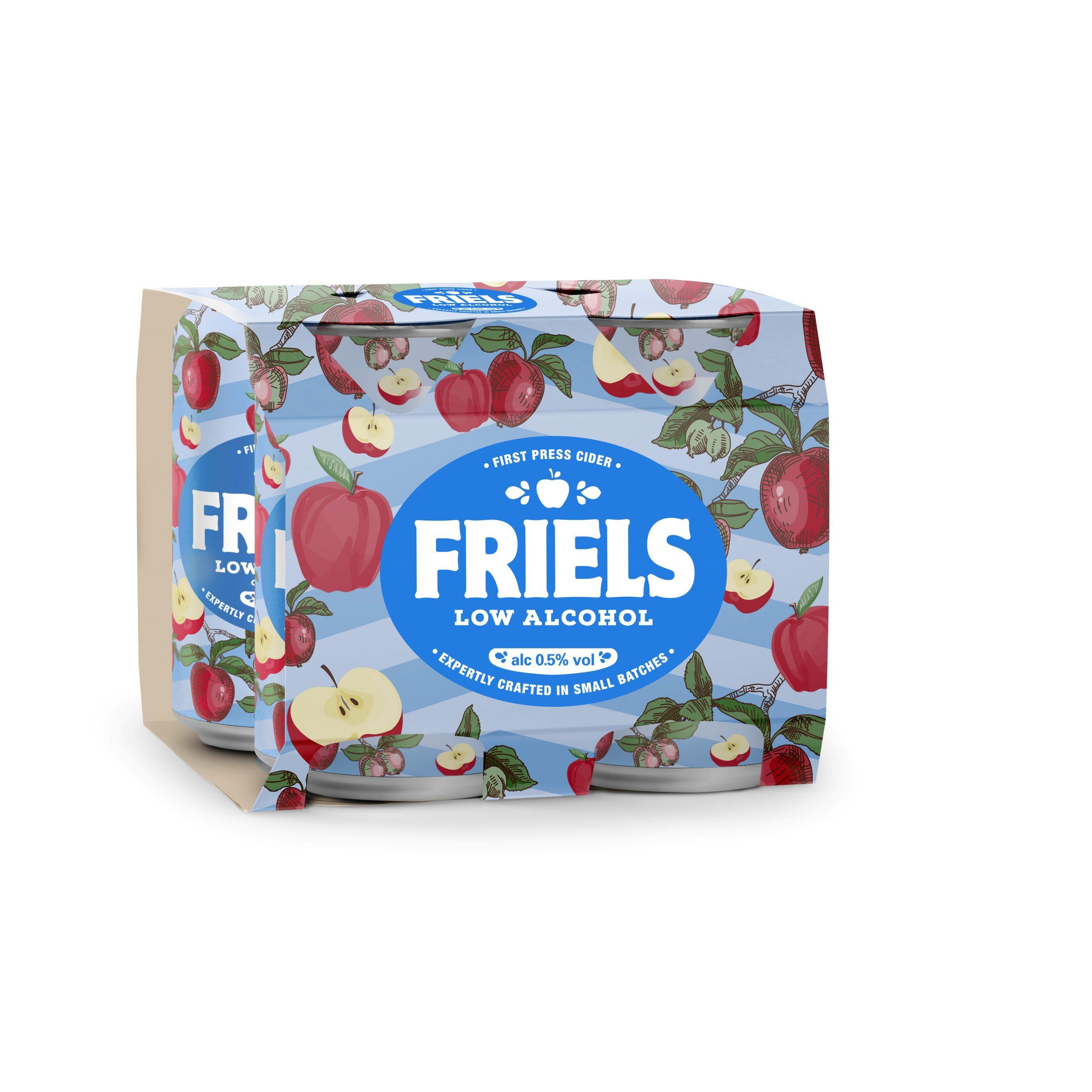 Friels Cider Launches Low Alcohol Premium Cider photo