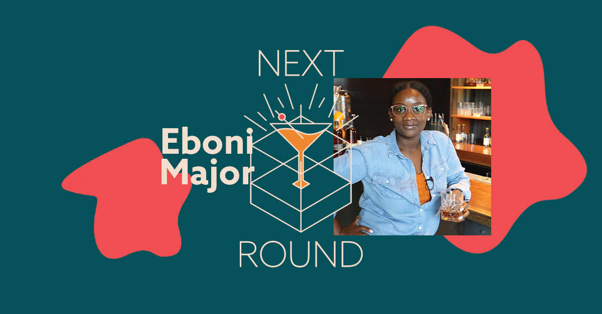 Next Round: Bulleit Distilling's Eboni Major On Blending Whiskey In A Pandemic photo