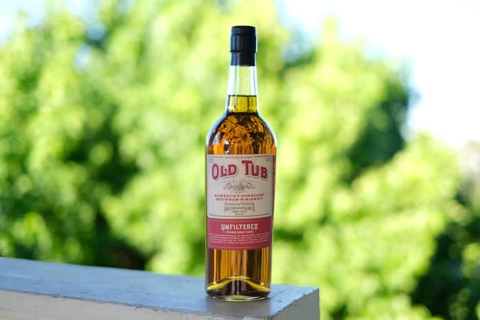 Whiskey Review: Old Tub Bourbon photo