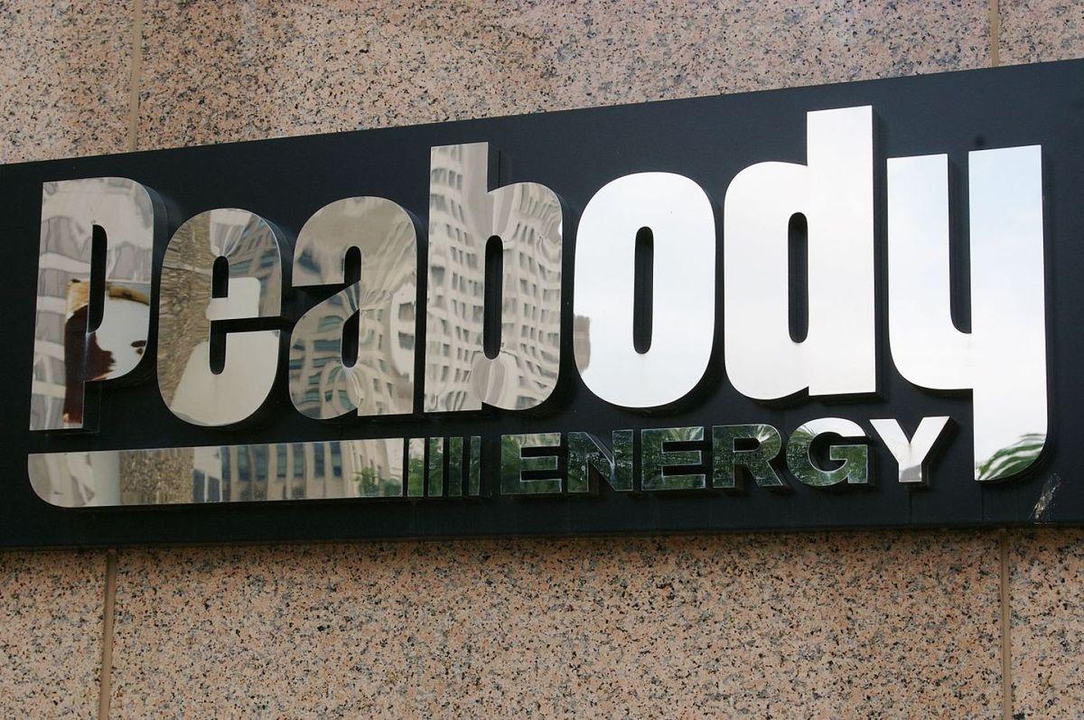 Peabody Reports April-june Quarter Results photo