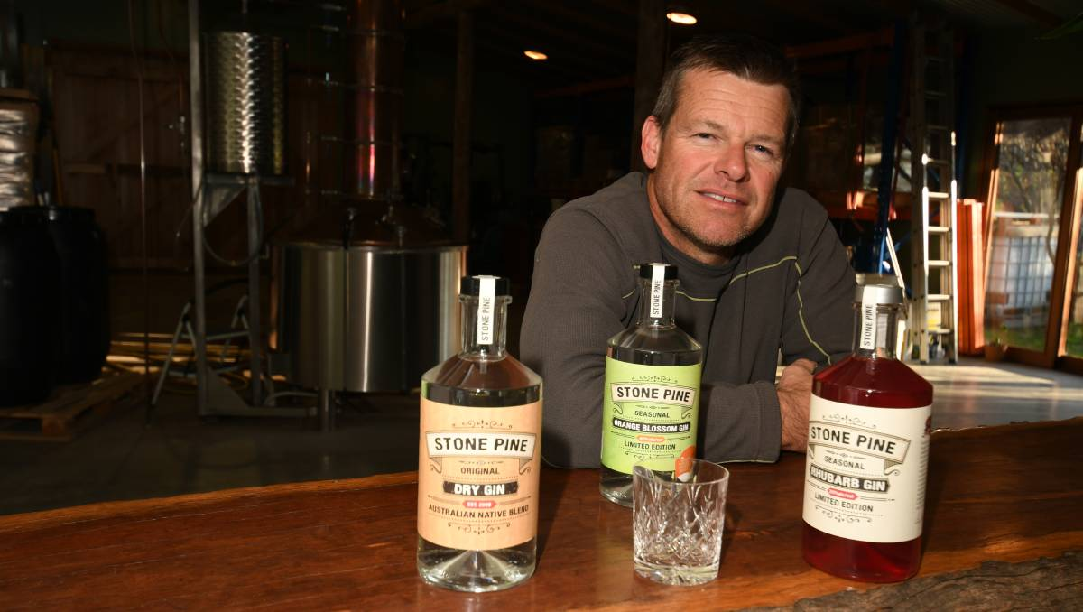 Top Tipples And Good Reputations Keep Wine Makers, Distillers Going photo