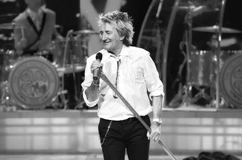 Rod Stewart Reschedules Australian 'hits' Tour To 2022 photo