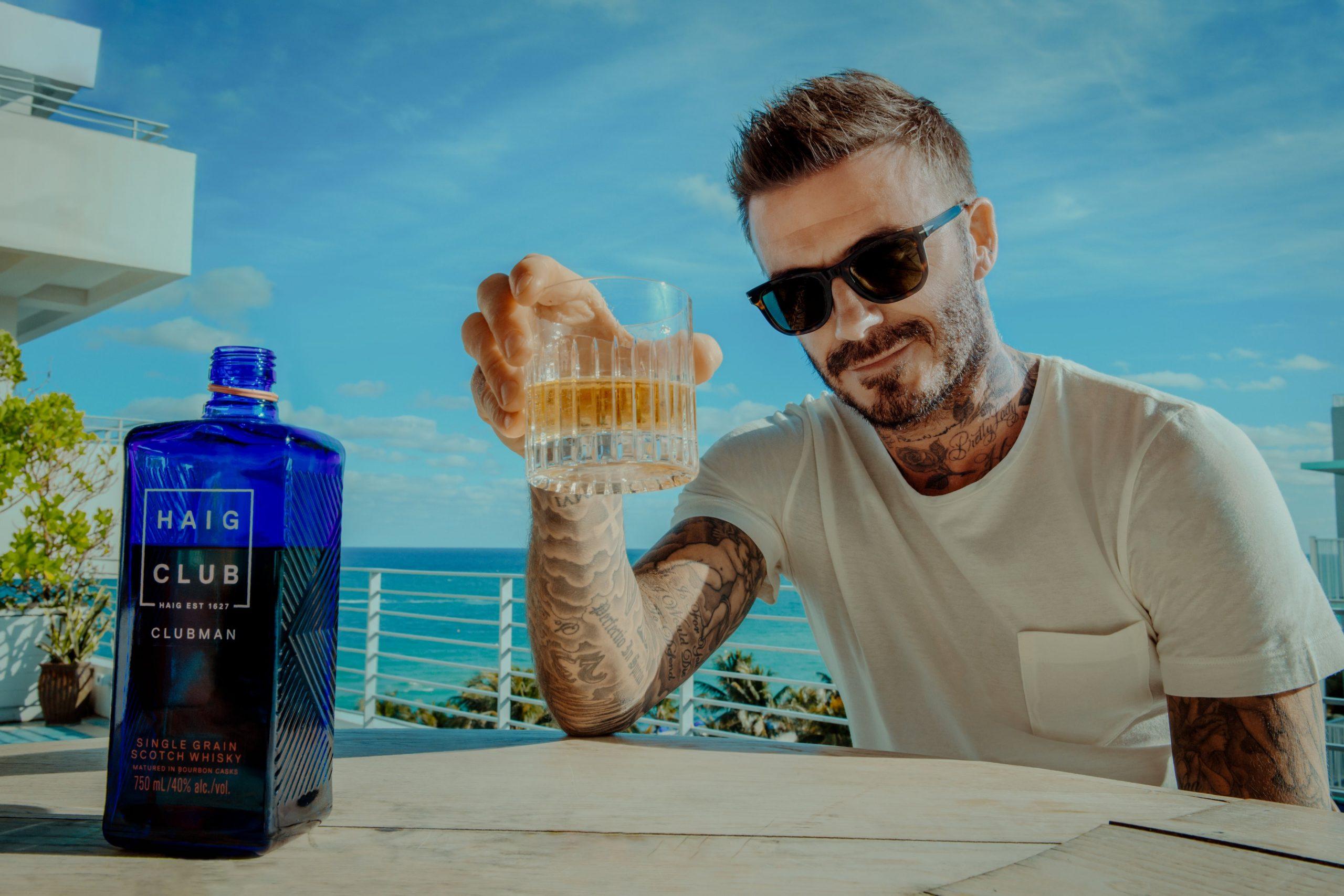 David Beckham's Favorite Miami Restaurants, New Whiskey, And First Inter Miami Cf Home Game photo