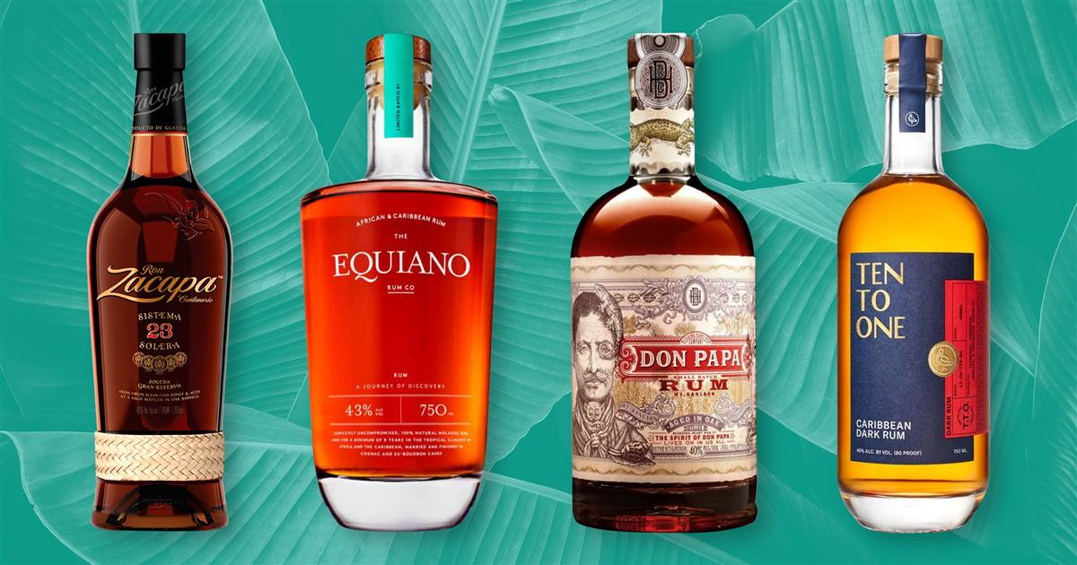 Experts Recommend The Best Rum To Enjoy On National Rum Day photo
