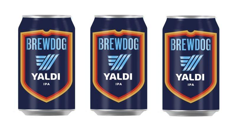 Brewdog Responds To Aldi's Uncanny 'anti-establishment' Beer With 'yaldi Ipa' photo
