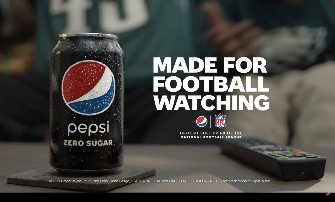 Pepsi Preps For An Uncertain Nfl Season photo