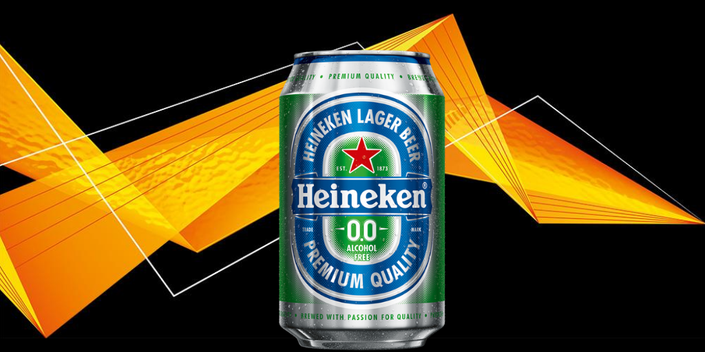 How Heineken's Using The Biggest Ever Non-alcoholic Beer Sponsorship To Grow The Category photo