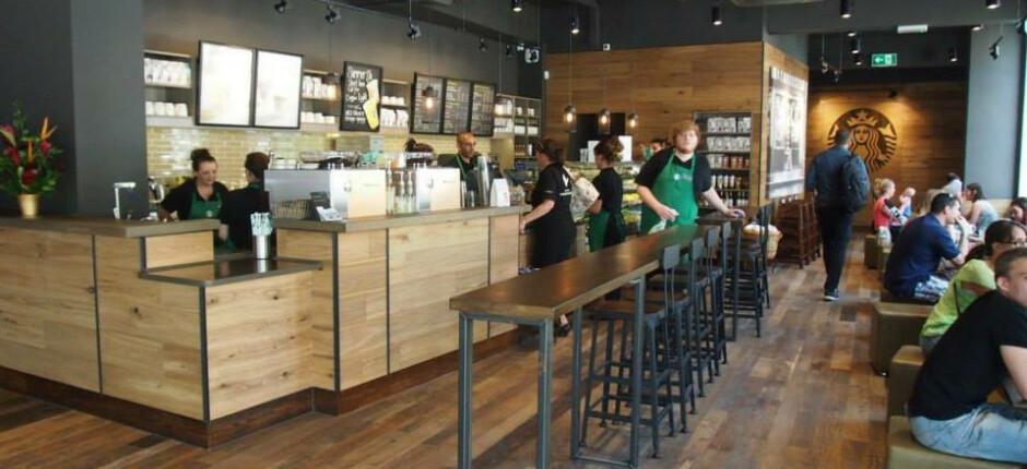 Coronavirus Loan Scheme Boost For Starbucks Franchisee photo