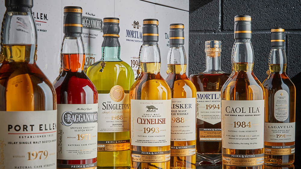 Ultra-rare Single-malt Whiskies Will Headline Sotheby's Largest Online Spirits Auction photo