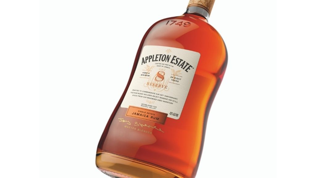 Global Relaunch Of Appleton Estate Introduces New 8-year-old Reserve photo