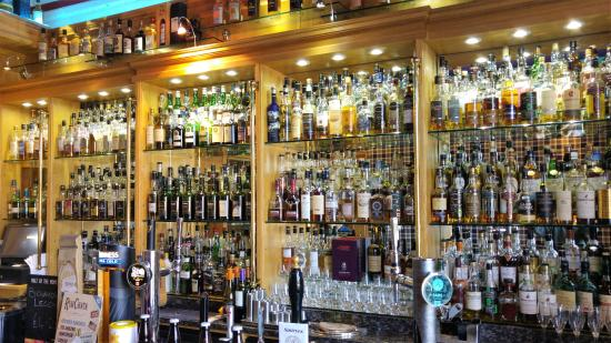 the whisky bar The Best Scottish Hotels That Are A Must Stay For Any Whisky Lover