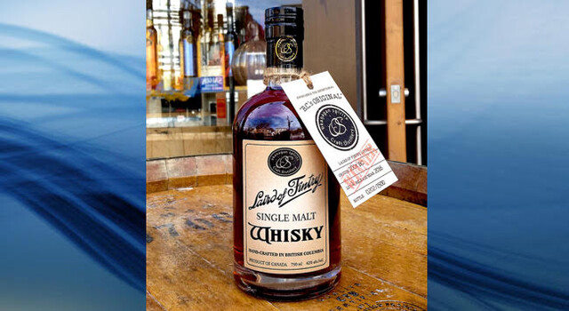 Okanagan Spirits Craft Distillery's Laird Of Fintry Lottery Is Back photo