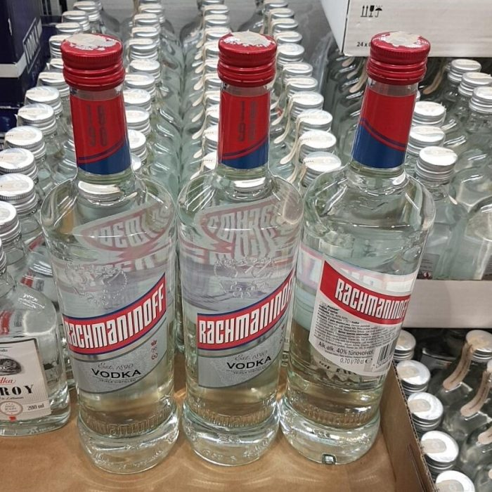 vodka best 700x700 The Top 3 Vodkas In The World For 2020