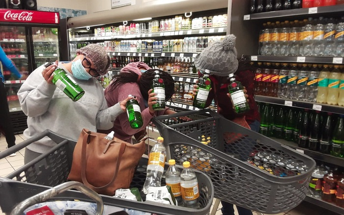 When South Africans Do Drink, They Drink Way Too Much, Opines Mandy Weiner photo