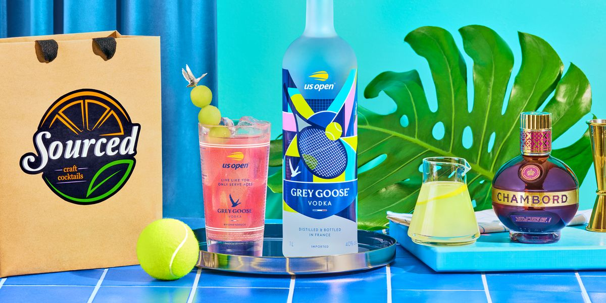 You Can Now Buy An Official Honey Deuce Cocktail Kit For The U.s. Open photo