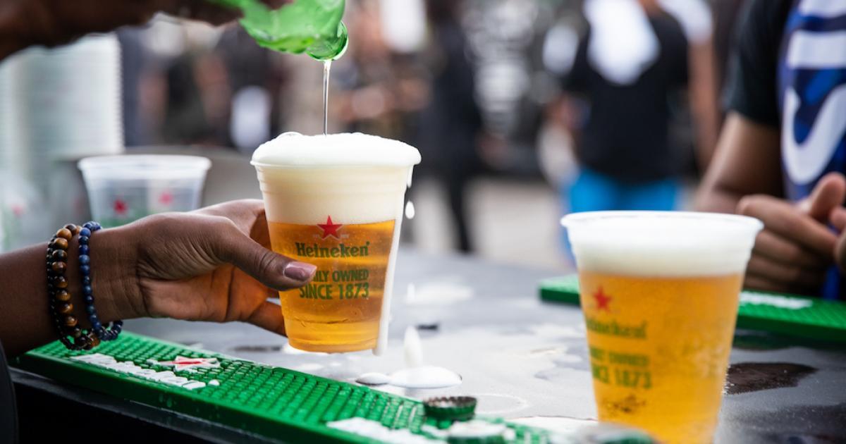 Alcohol Ban: Sab, Heineken Halt Investment photo