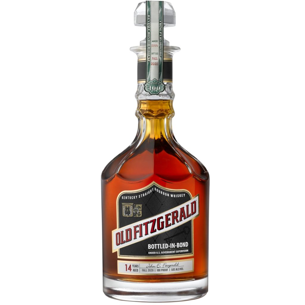 This Fall's Old Fitzgerald Will Be First 14-year Release Outside The Distillery photo