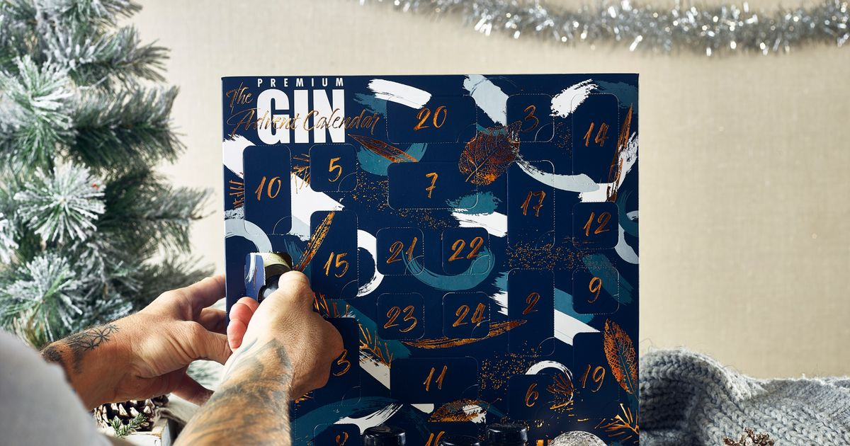 Best Alcohol Advent Calendars To Countdown To Christmas 2020 photo