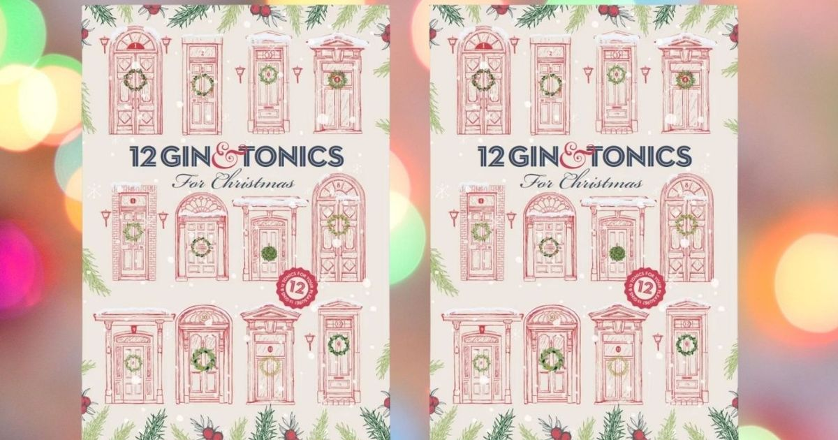 B&m Brings Back Its Popular Gin Advent Calendar For Christmas 2020 photo