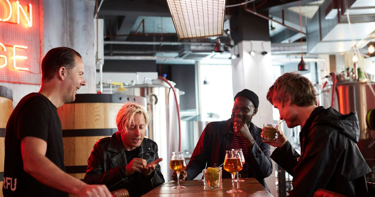 Brewdog Teams Up With Hit Band The Libertines To Create New Beer photo