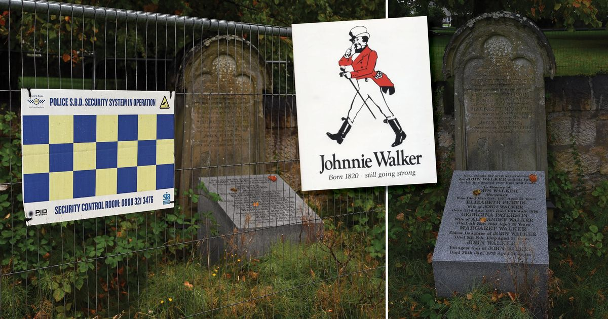 Radical Plans To Restore John Walker's Kilmarnock Grave Are Revealed photo