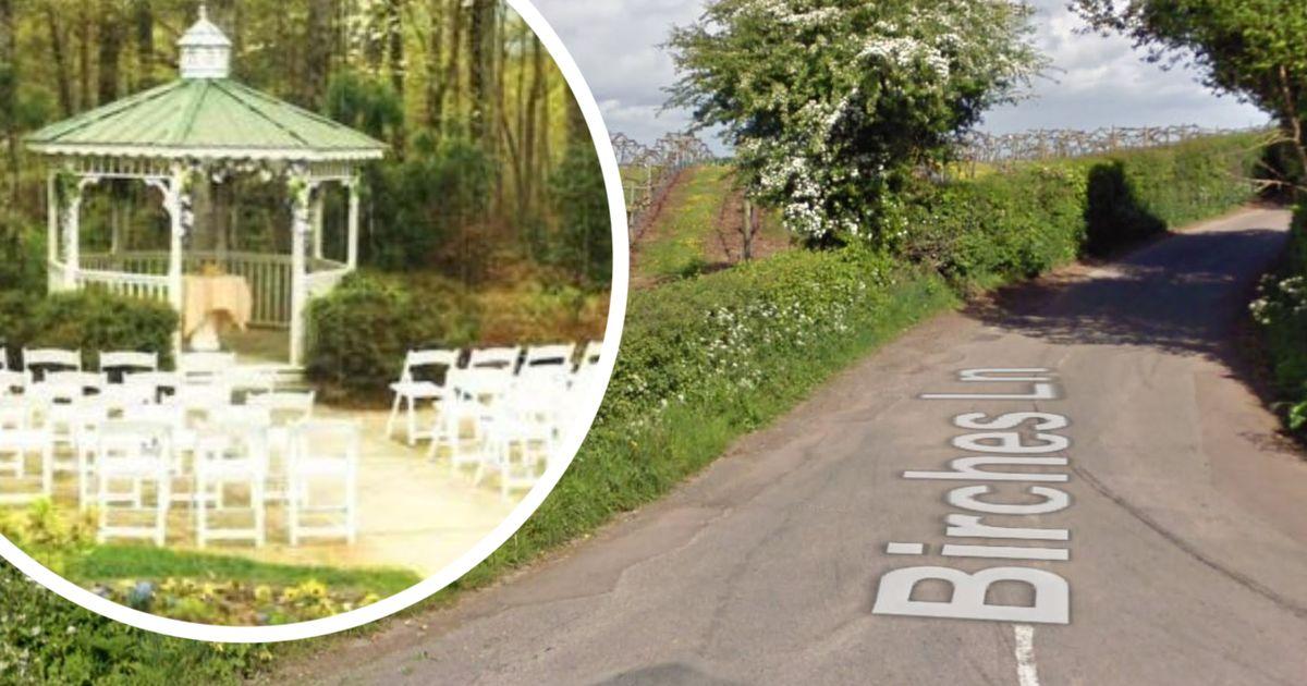Gloucestershire Vineyard Objects To Farmer's Wedding Venue Plan photo