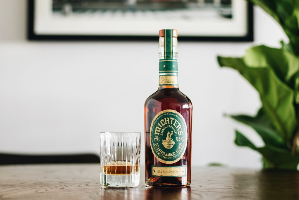 Michter's Toasted Barrel Finish Rye Has Arrived Just In Time For Fall photo