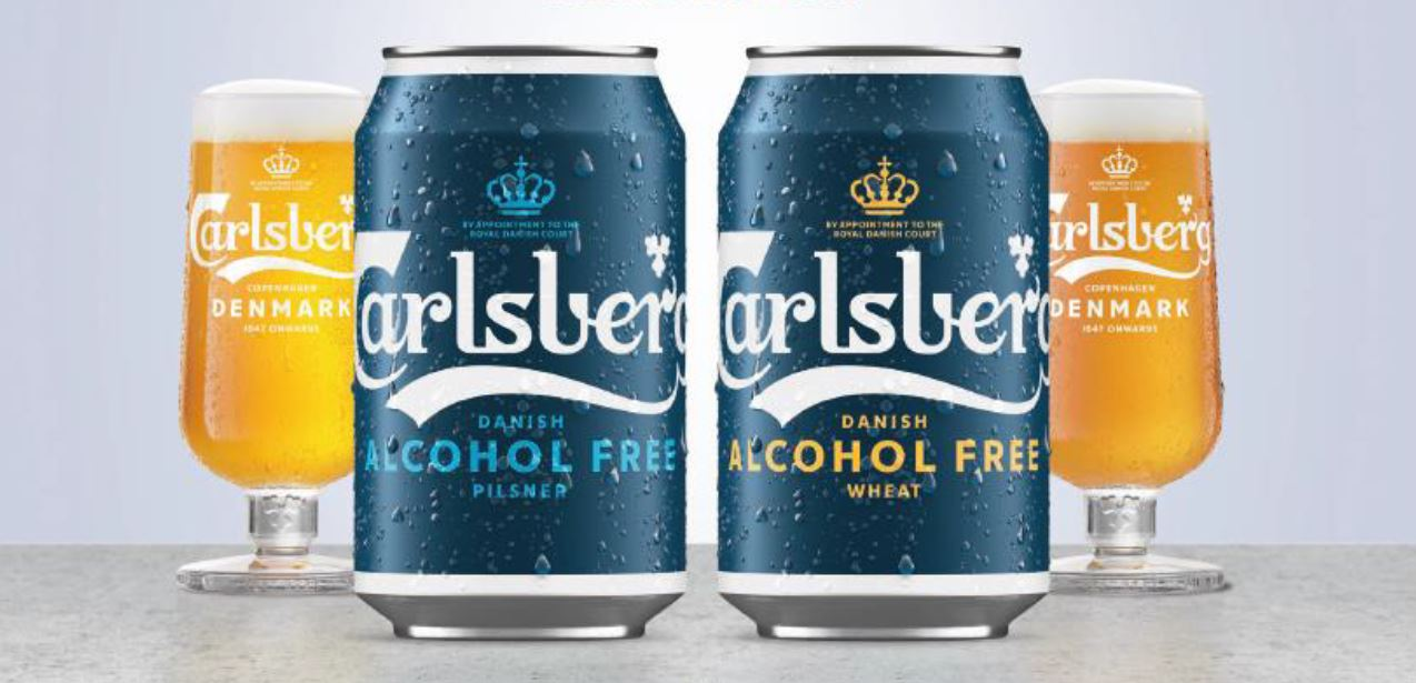 '10 Cents A Can': Carlsberg Plugs New Alcohol-free Range In Singapore As A 'positive Choice' photo