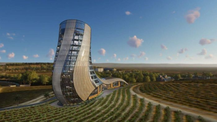 Asset Or Eyesore? Barossa Locals Slam 'abstract' $50m Luxury Hotel Proposal, Taking Council To Court photo