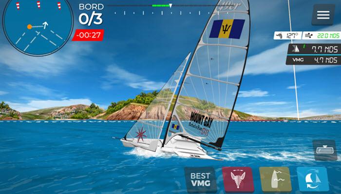 Virtual Sailors Drink Rum Too >> Scuttlebutt Sailing News photo