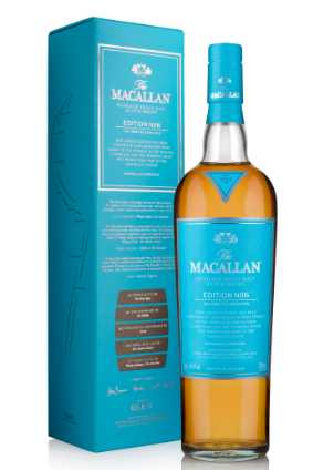 Edrington's The Macallan Edition No 6 Single Malt photo