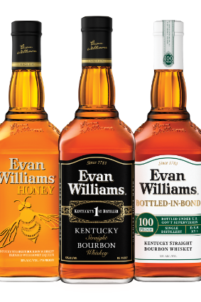 Evan Williams Bourbon Gets Packaging Touch-up From Heaven Hill Distilleries photo