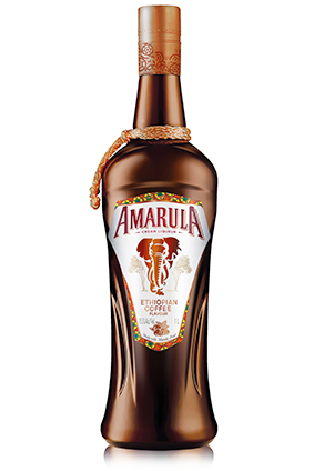 Distell's Amarula Ethiopian Coffee Cream Liqueur photo