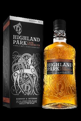 Edrington's Highland Park Cask Strength Release No 1 Single Malt Scotch Whisky photo