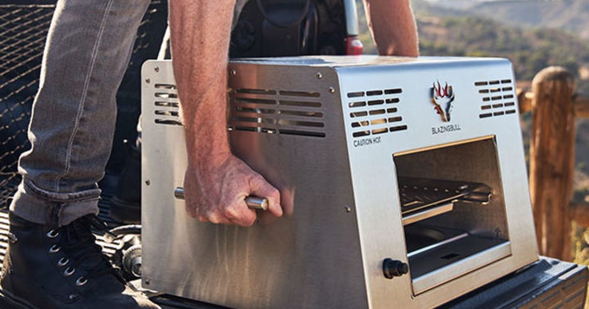 15 Deals On Indoor Grills, Outdoor Ovens, And Cool Grilling Accessories photo