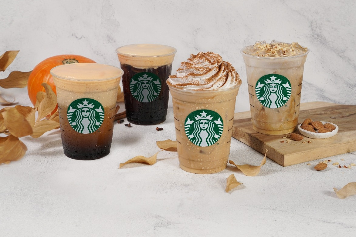 Starbucks' Seasonal Offering Warms You Up photo
