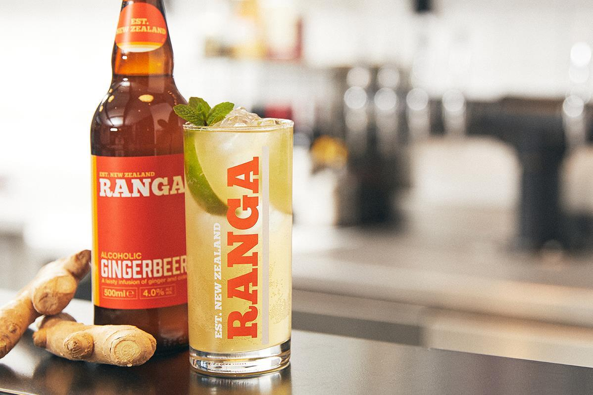 Westons Cider To Bring New Zealand Ginger Beer Ranga To The Uk photo
