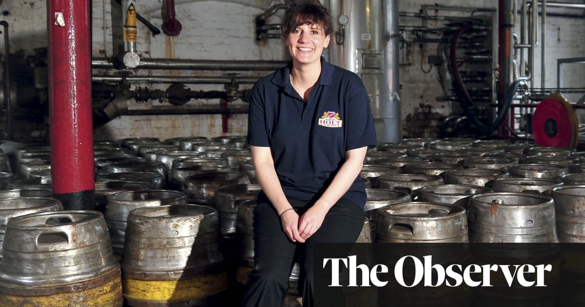 How Victorian Female Brewers Broke The (pint) Glass Ceiling photo