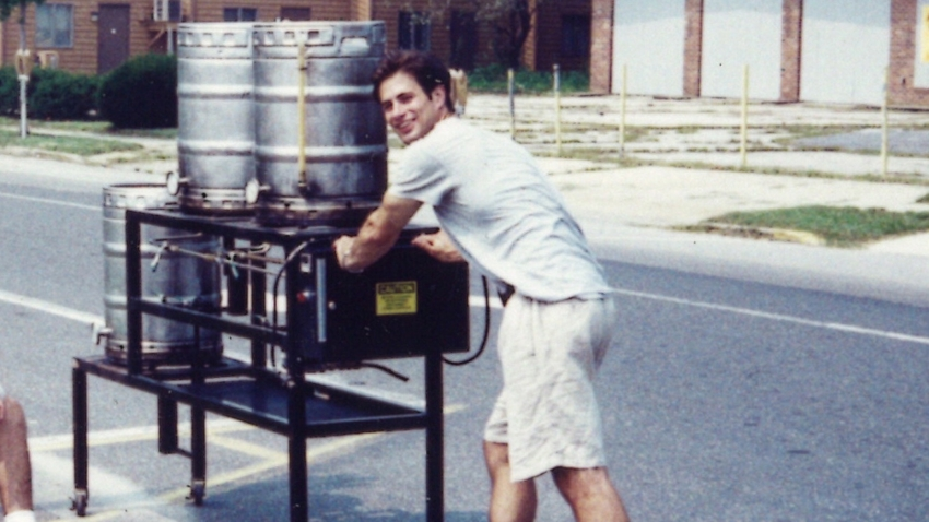 Sam Calagione On His Mass. Roots, 25 Years Of Dogfish Head, And The Next Big Thing In Beer photo